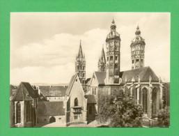 CPSM  ALLEMAGNE  -  NAUMBURG  -  8/258  Dom - Naumburg (Saale)