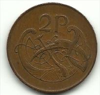 1971 - Irlanda 2 Pence, - Irlanda