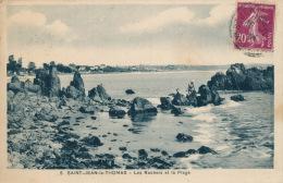 SAINT JEAN LE THOMAS - Les Rochers Et La Plage - France
