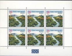 ##Czech Republic 2011 [154]. EUROPE/CEPT. Woods. Sheetlet. Michel 679. MNH(**) - Blocks & Sheetlets