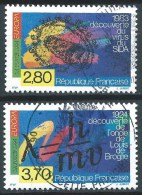 France - 1994 - Europa - N° 2878/2879    - Oblit - Used - Frankreich