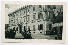 Nettuno (Roma) - Palazzo Del Comando Del Poligono D'artiglieria - Altre Città