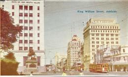 O-KING WILLIAM STREET-ADELAIDE - Adelaide