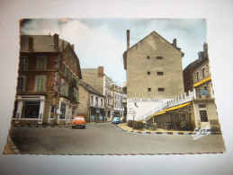2sdk - CPSM  - USSEL - Carrefour Du Boulevard Victor Hugo - [19] - Corrèze - Ussel