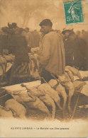 AU PAYS LANDAIS - Le Marché Aux Oies Grasses - 1916 - Francia