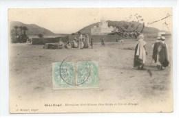 Algérie - BENI OUNIF - Marabout Sidi-Sliman Bon Sloka Et Col De Zénaga - Algiers