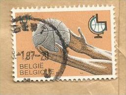 -  960  A - Nr 1666 - Belgique