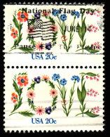ETATS UNIS 1982  - YT 1378 -   Saint Valentin     - Love  Oblitéré - Etats-Unis