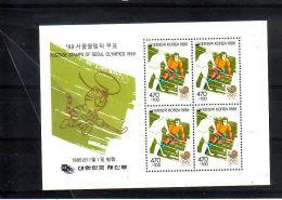 KOREA.  KM  703  POSTFRIS Z PLAKKER - Korea (Nord-)