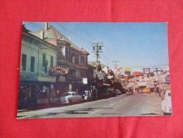 Placerville Ca --Old Hangtown  County Seat Of Eldorado County  Classic Auto Ref 1145 - Unclassified