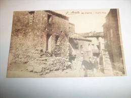 2sdx - CPA N°45 - PIANA - Vieille Rue - [20] [2A] -  Corse Du Sud - Autres Communes