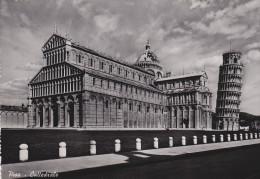 Italie,italia,TOSCANA,TOS CANE,PISA,TOUR DE PISE,CATTEDRALE,CATHEDRAL E,MONUMENT HISTORIQUE - Pisa