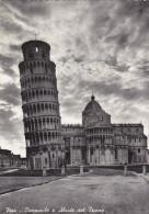 Italie,italia,TOSCANA,TOSCANE,PISA,TOUR DE PISE,ABSIDE DEL DUOMO,CHAINE EN FER - Pisa