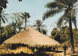 AFRIQUE,AFRICA,AFRIKA,SEN EGAL,CASAMANCE,M LOMP,PAILLOTTE,maison Familiale - Sénégal