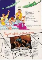 HUMOUR Lot De 6 Cartes Postales Chansons à Boire: Joyeux Enfants De La Bourgogne, ... - Humour