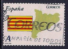 Spain ~ 2008 ~ Autonomous Communities ~ Cataluna ~ Used - 1931-Today: 2nd Rep - ... Juan Carlos I