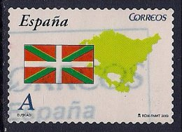 Spain ~ 2008 ~ Autonomous Communities ~ Basque ~ Used - 1931-Today: 2nd Rep - ... Juan Carlos I