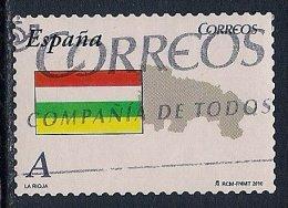 Spain ~ 2010 ~ Autonomous Communities ~ La Rioja ~ Used - 1931-Today: 2nd Rep - ... Juan Carlos I