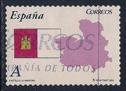 Spain ~ 2010 ~ Autonomous Communities ~ Castilla La Mancha ~ Used - 1931-Today: 2nd Rep - ... Juan Carlos I