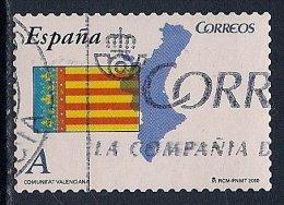 Spain ~ 2010 ~ Autonomous Communities ~ Valencia ~ Used - 1931-Today: 2nd Rep - ... Juan Carlos I