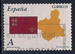 Spain ~ 2010 ~ Autonomous Communities ~ Murcia ~ Used - 1931-Today: 2nd Rep - ... Juan Carlos I