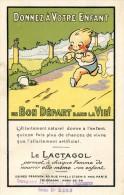 Publicité Pour Lacteol Et L'allaitement Naturel - Advertising
