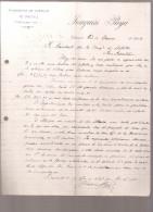 Doc, Correspondencia De 1908 - España