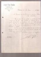Doc, Correspondencia De 1912 - España