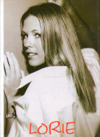 Lorie..Chanteuse - Artistes