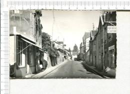 SAINT JEAN  LE  THOMAS - La Rue Auguste  Belloir - France