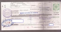 Letra De Cambio De ALAVA, Verde 85 Pts (bis) - Letras De Cambio