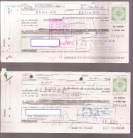 Letra De Cambio De ALAVA, Verde 85 Pts X2 (bis) - Letras De Cambio