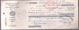 Letra De Cambio Antiguas, ALAVA, Clase 12 Bis - Letras De Cambio