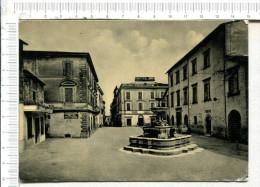SUTRI  -  Piazza Del Comune - Viterbo