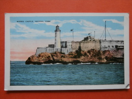30395 PC: CUBA: Morro Castle, Havana. Fortress Of Solid Stone Built In 1587. - Other