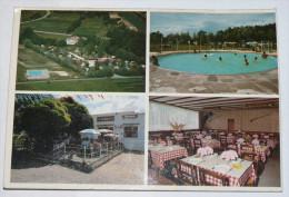 DAMVIX - 85 - CAMPING LES CONCHES. Vue Aérienne; Restaurant La Gambile. Multivues;carte Double. - Otros Municipios