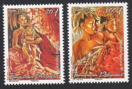 POLYNESIE FRANCAISE: Poste N°900/901 NEUFS** SUPERBES. - Polynésie Française
