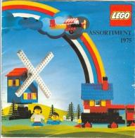LEGO SYSTEM - ASSORTIMENT 1975 - CATALOGUE. - Catalogs
