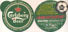 #D76-035 Viltje Carlsberg - Sous-bocks