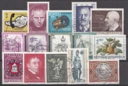 AUTRICHE  Lot Diverse  OBLITÉRÉS / USED / GESTEMPELD - Collections
