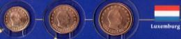 Kleinmünzen-Set EURO Luxemburg 2002-2013 Stg 4€ Prägeanstalt Des Herzogtum Kleinmünzen-Satz With 1,2,5C. Coin Luxembourg - Luxembourg