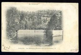 Cpa Du 19 Tulle La Marque  -- écluse Sur La Corrèze     A3RK8 - Tulle