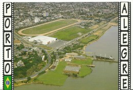 Sport , Football :  Stade  :  Brésil, Brasil :  PORTO  ALLEGRE - Calcio