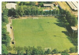 Sport , Football :  Stade  : Brasil :  SAO   CARLOS   DO  IVAI  PR - Calcio