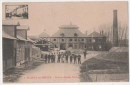 BLANGY SUR BRESLE - Verrerie Camille Darras - Blangy-sur-Bresle
