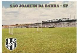 Sport , Football :  Stade  : Brasil :  SAO   JOAQUIM  DA  BARRA  SP - Calcio
