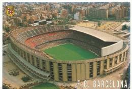 Sport , Football :  Stade  :  Espagne :  BARCELONA - Calcio