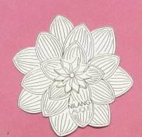 F- Carte à Sprayer  Lalique - Nilang  Perfume Card - France - Cartes Parfumées
