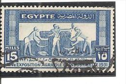 Egipto - Egypt. Nº Yvert  143 (usado) (o) - Usados