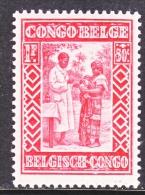 BELGIUM  CONGO  B 16  ** - Belgian Congo